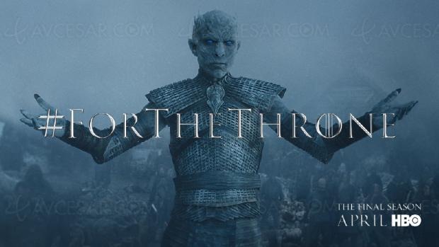 Game of Thrones saison 8 : l'Hiver revient sur les écrans en avril !