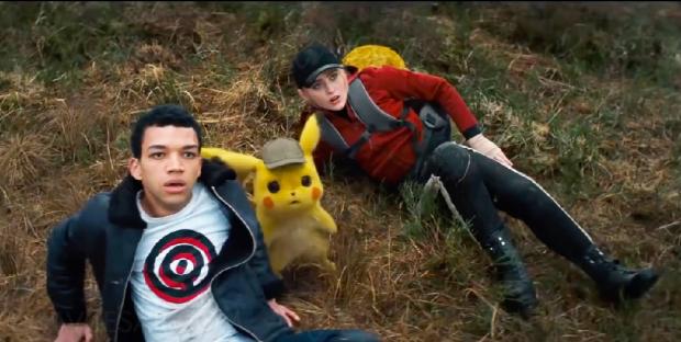 Détective Pikachu, la bande-annonce !