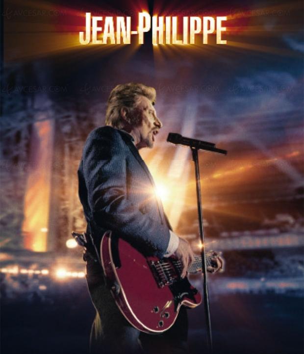 Johnny Hallyday à l'honneur d'une réédition Blu‑Ray de Jean‑Philippe avec FabriceLuchini