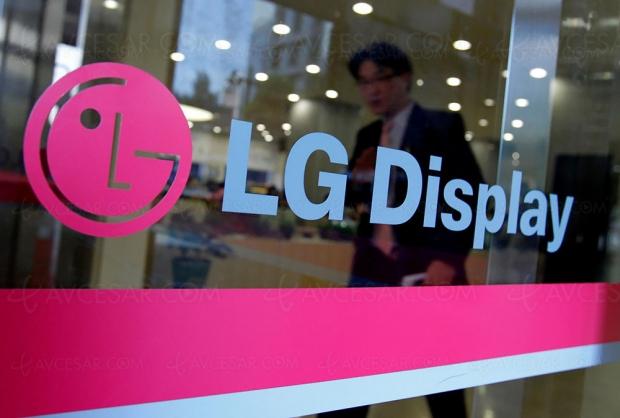LG Display : la division Oled profitable pour la première fois, cinq ans après ses débuts