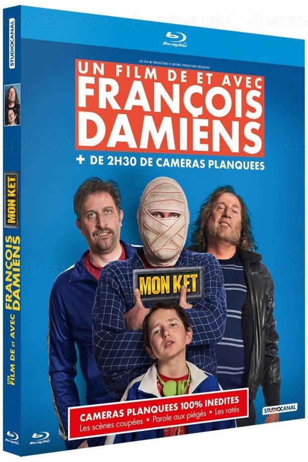 Mon Ket: le film de François Damiens 100% camérasplanquées