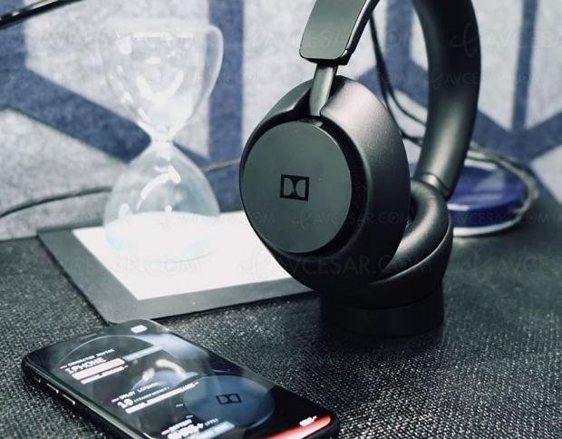 Casque Bluetooth Dolby Dimension, tout premier matériel grand public signé Dolby !