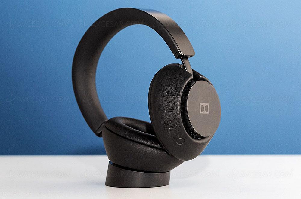 Casque Bluetooth Dolby Dimension, tout premier