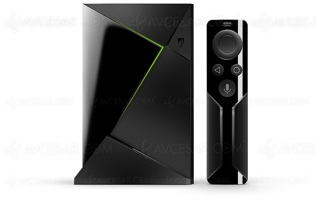 Black Friday Week, nVidia ShieldTV à149€, soit25% deremise