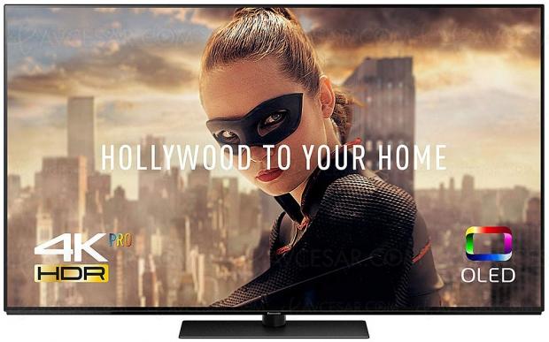 Black Friday Week, TVOled PanasonicTX‑55FZ800 à 1559€, soit48% deremise
