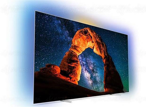 Black Friday Week, TVOled Philips65OLED803 à2799€ soit491€ deremise