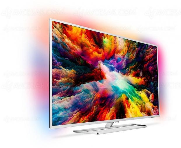 Black Friday Week, TV Oled Philips55PUS7363 à699,99€ soit42% deremise