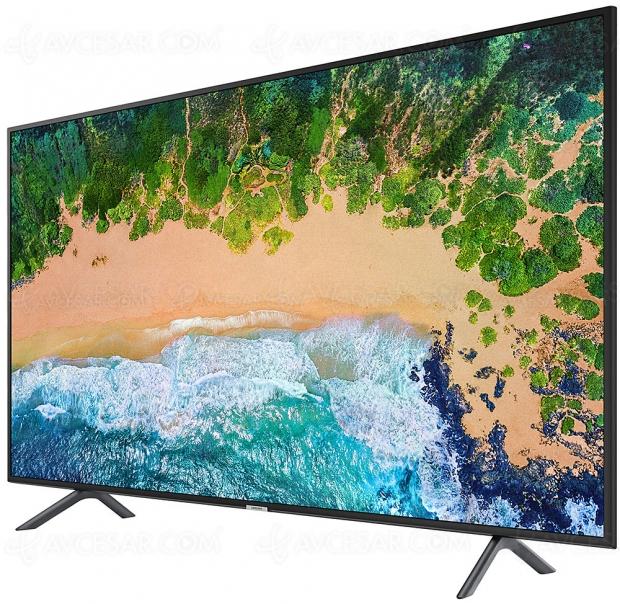 Black Friday Week, TVLED SamsungUE65NU7175 à799€ soit38% deremise