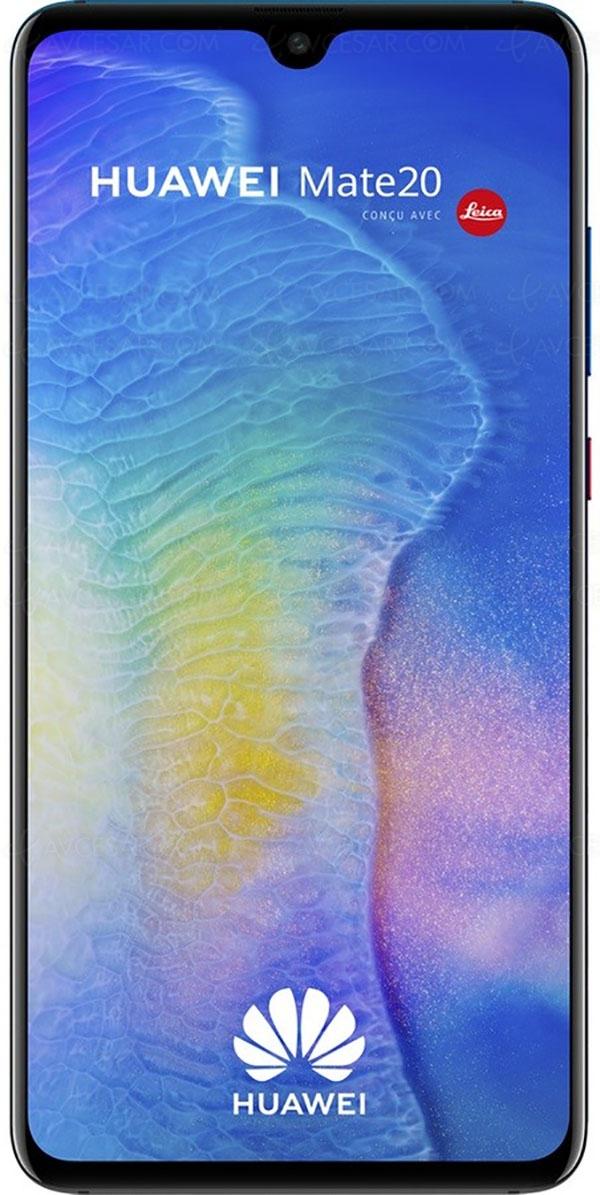 Black Friday Week, smartphone Huawei Mate20 128Go violet à699€, soit100€ deremise