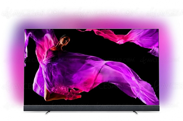 Black Friday Week, TVOled Philips65OLED903 à2999€ soit 500€ deremise