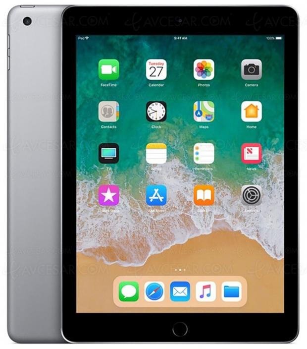 Black Friday Week, iPadWi‑Fi 32Go à299€ soit17% deremise