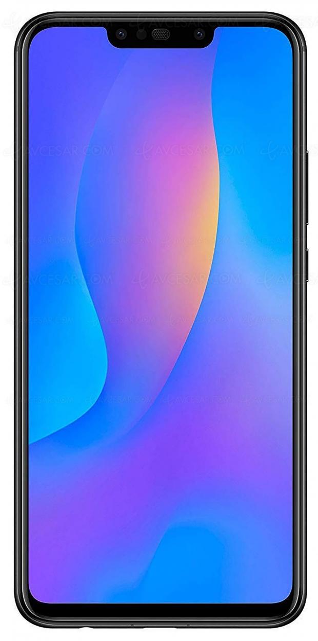 Black Friday Week, smartphone HuaweiPSmart+ 64Go Violet à228€, soit24% deremise