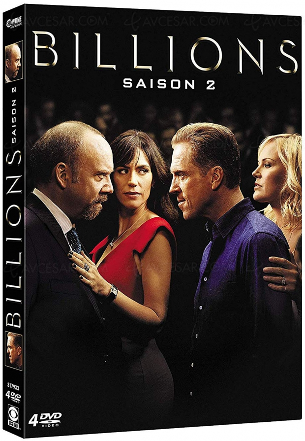 Billions saison2 avec Damian Lewis et Paul Giamatti, les nouveaux loups de WallStreet