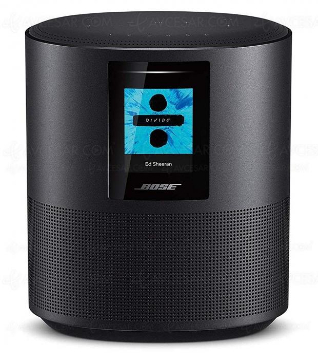 Black Friday Week, enceinte Bose Speaker500 avec Alexaintégrée, 15% deremise