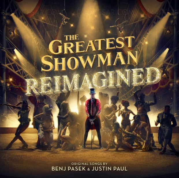 Pink, Missy Elliott et Panic! At The Disco reprennent les chansons de The GreatestShowman