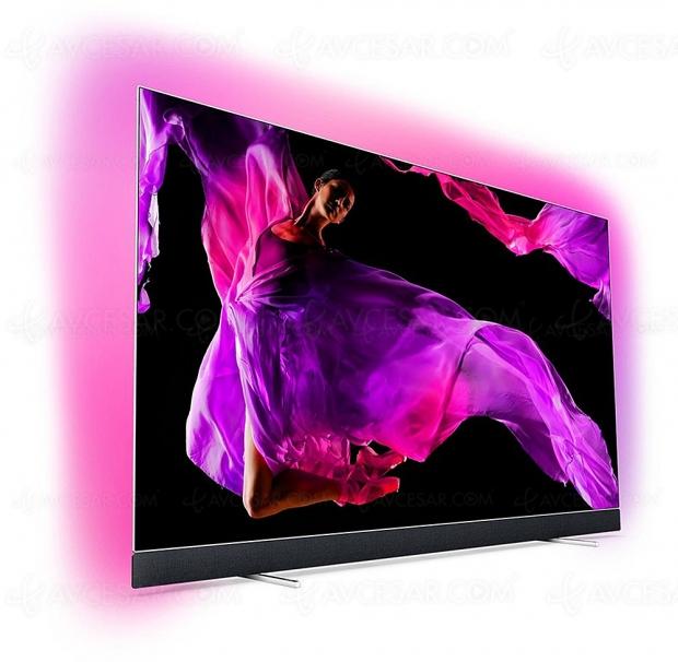 Black Friday Week, TV Oled Philips55OLED903 à1999€ soit500€ deremise