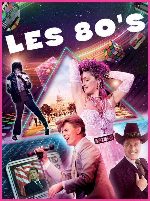 Trois séries documentaires pour revivre les folles décennies des Sixties, Seventies et Eighties