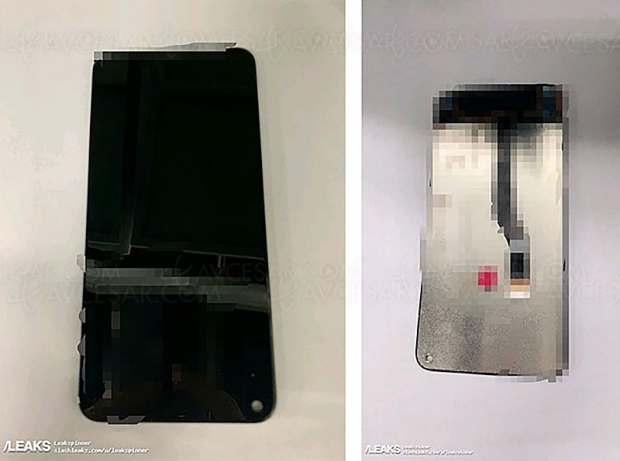 Photos dérobées du smartphone Samsung GalaxyS10?