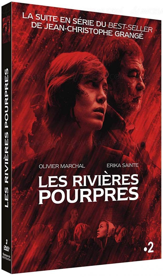 Adaptation en série des Rivières pourpres, le DVD en route pour un Noëlsanglant