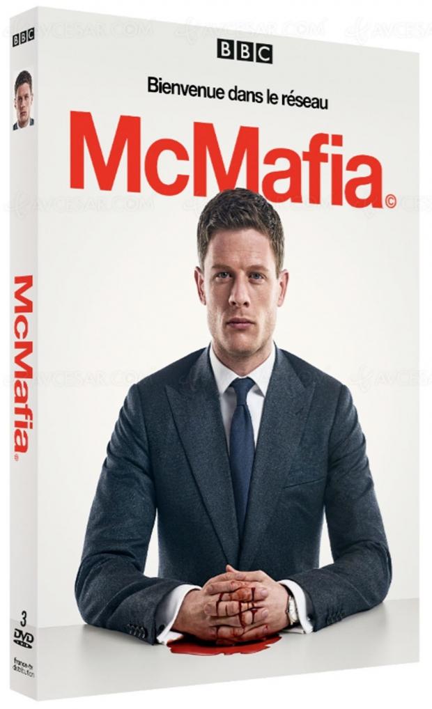 McMafia, nouvelle série BBC: truandez comme vousêtes!