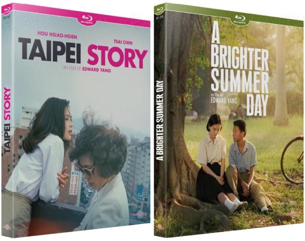 A Brighter Summer Day et Taipei Story, deux miracles du cinéma taïwanais enfindisponibles