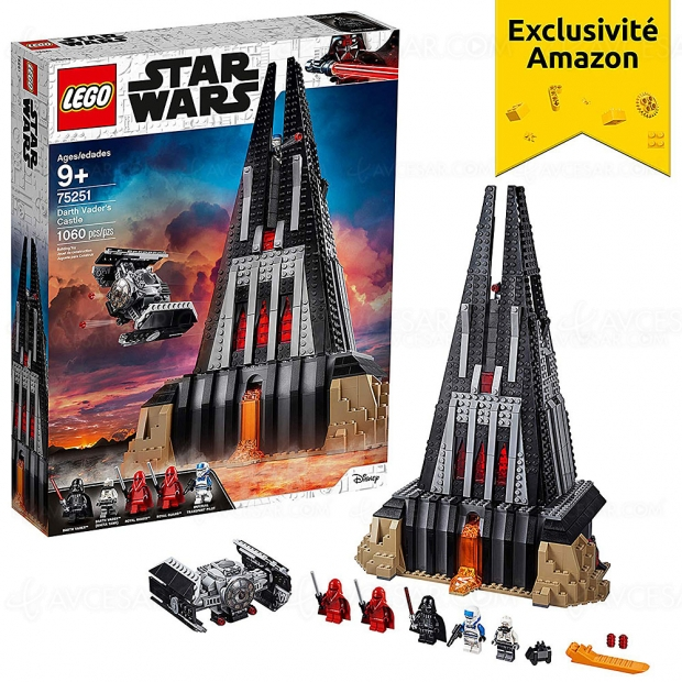 Black Friday, jouets Lego Star Wars, Tron, Disney Princess, Harry Potter… jusqu'à 34% de remise