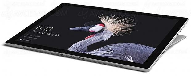 Black Friday, Microsoft SurfacePro Corei5, 8Go, SSD128Go, Windows10… à37% deremise