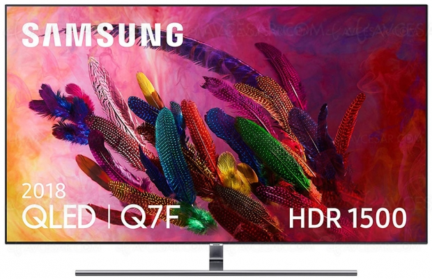 Black Friday Week, TV LED SamsungQE55Q7F à1015€ soit584€ deremise