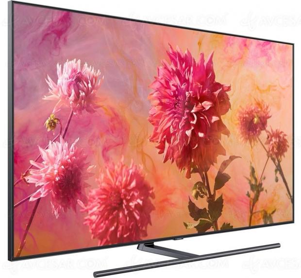 Black Friday Week, TV LED SamsungQE55Q9F à1339€ soit860€ deremise