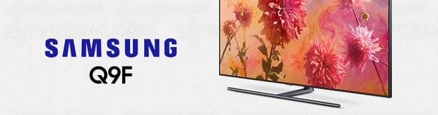 Black Friday, TV LED SamsungQE65Q9F à1959€ soit1031€ deremise