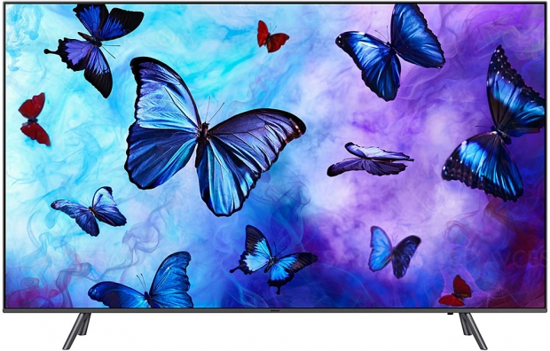 Black Friday Week, TV LED Samsung QE82Q6F (82'', 208 cm) à 2 775 € soit 38% de remise