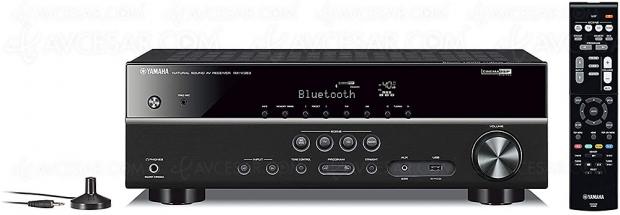 Black Friday Week, amplificateur HomeCinéma YamahaRX‑V383 à199€, soit33% deremise