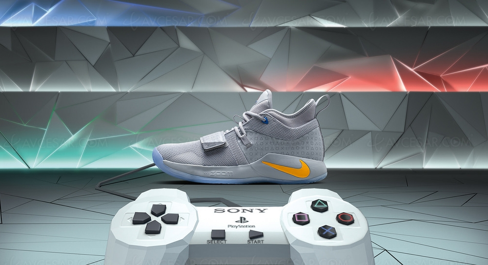 2 Paul 5 Les Pg Et Reviennent Nike Chaussures GeorgePlaystation Avec nP80OXwk