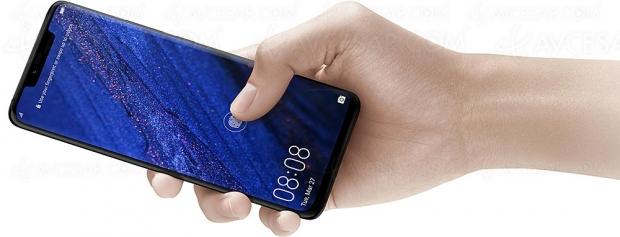 Test smartphone HuaweiMate 20Pro, enligne