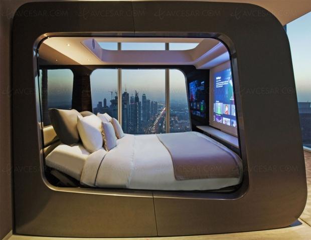 Après Inyx, HiCan pousse le concept du smart‑bed encore plusloin