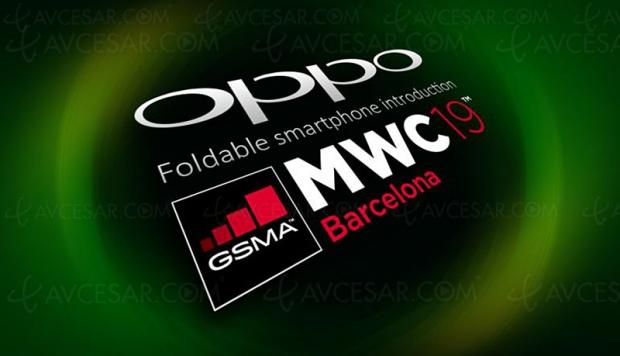 Oppo présentera bientôt son smartphone pliable (Sony aussi ?)