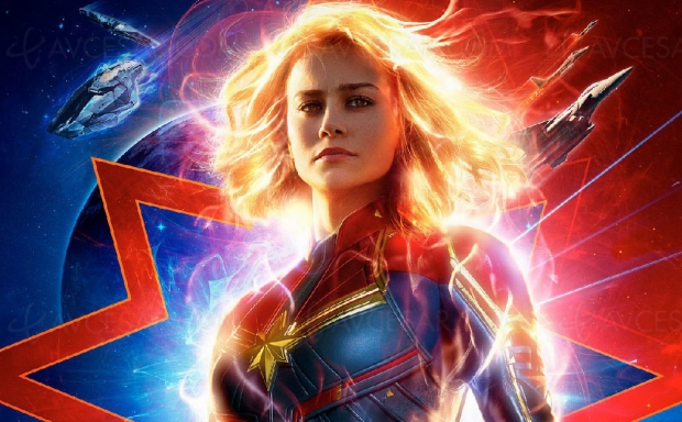 Captain Marvel, seconde bande-annonce en action