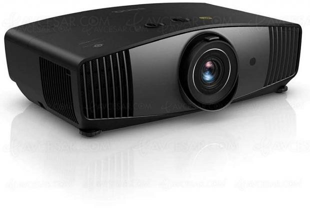 Vidéoprojecteur simili UltraHD/4K BenQW5700, orienté HomeCinéma, pour leprintemps2019