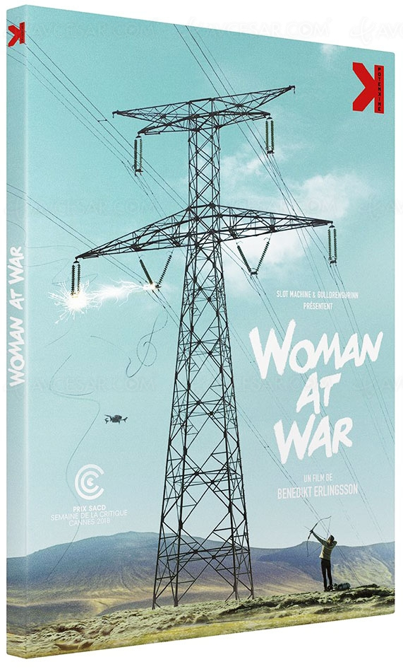 Woman at War, tout le feu de l'Islande