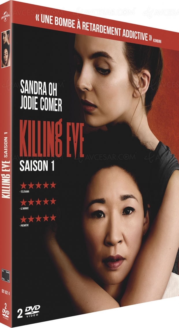 Sandra Oh (Grey's Anatomy), bientôt un Golden Globe pour son rôle dans Killing Eve ?