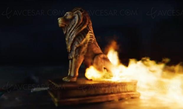Game of Thrones saison8: premier teaser de feu et deglace