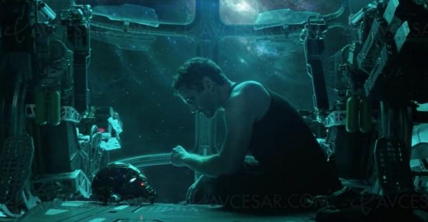 Avengers Endgame : première bande-annonce !