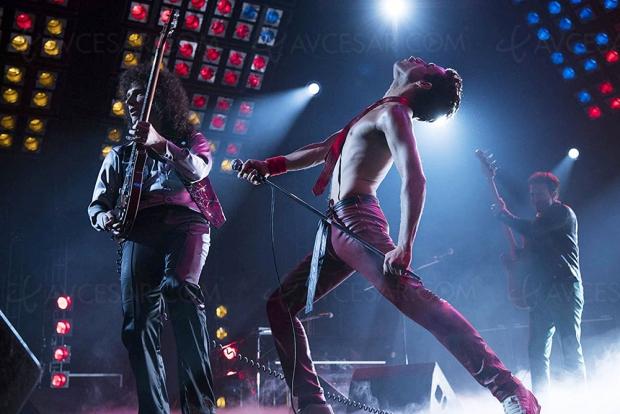 The Predator (2018)4K, Bohemian Rhapsody4K, Sale temps à l'hôtel ElRoyale4K