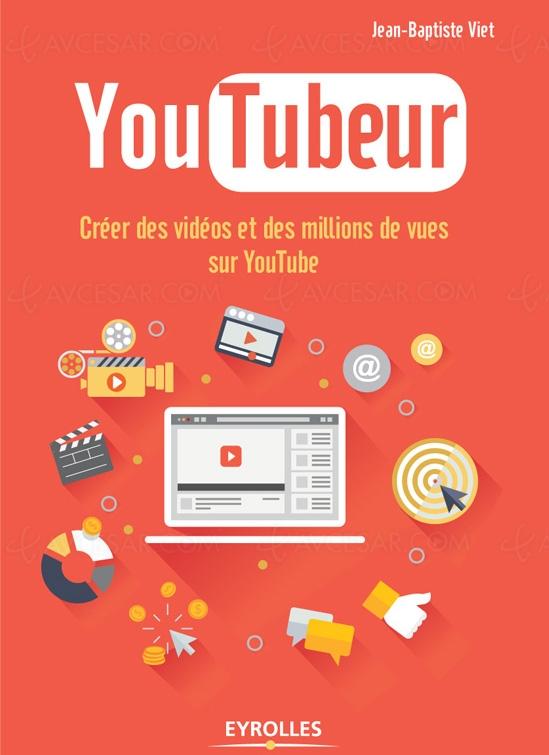 Un livre pour devenir YouTubeur