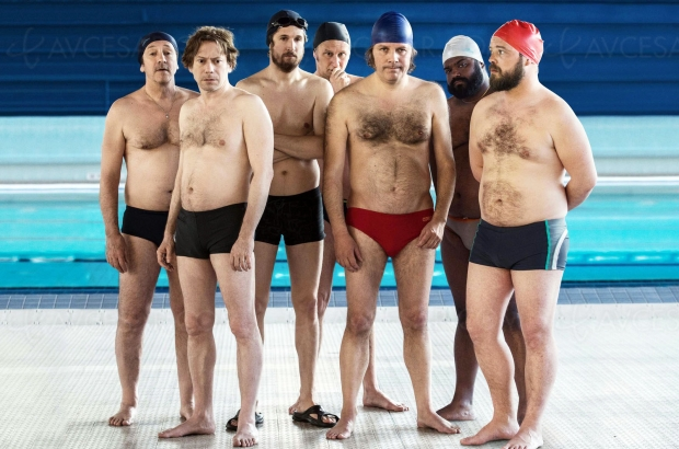 Le grand bain de Gilles Lellouche, la (très) grosse sortie de Studiocanal