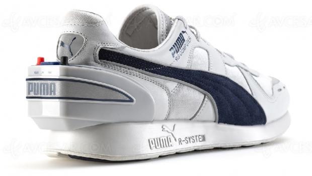 Retour des baskets Puma connectées, crééesen…1986!
