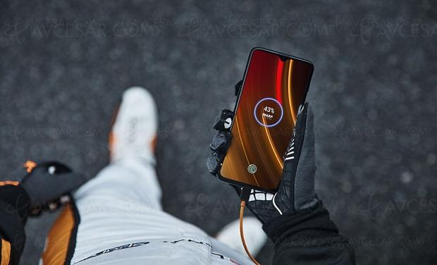 OnePlus 6T McLaren Edition, smartphone exclusif avec 10 Go de Ram et fibre de carbone