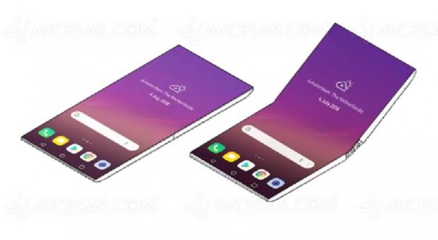 CES 19 > Smartphone pliableLG: absent finalement àLasVegas?