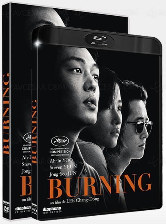 Burning : le fascinant jeu de piste de Lee Chang-Dong arrive en Blu-Ray et DVD