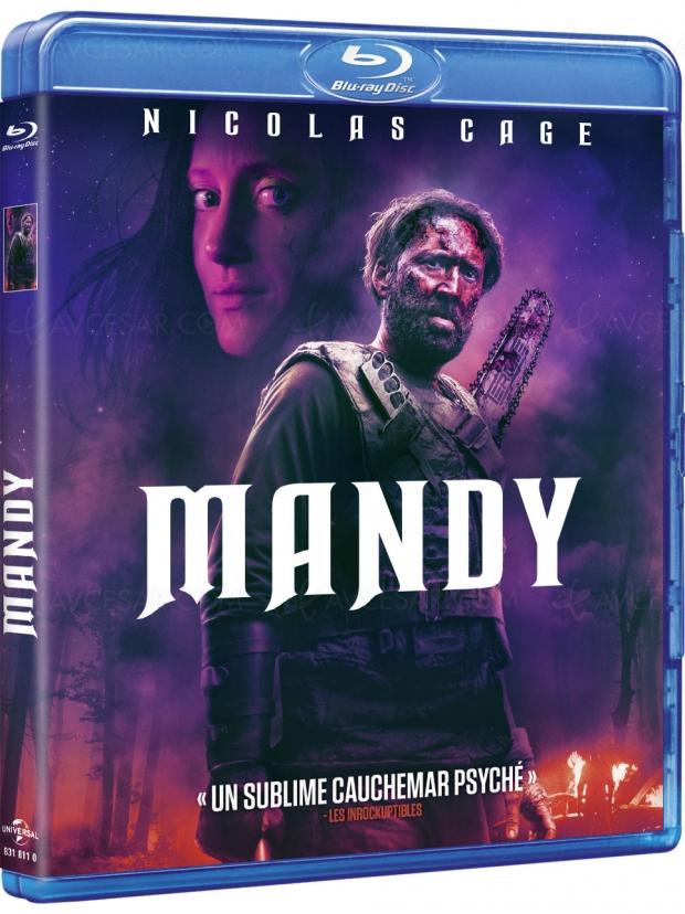 Mandy, le grand retour tripesque de Nicolas Cage ?